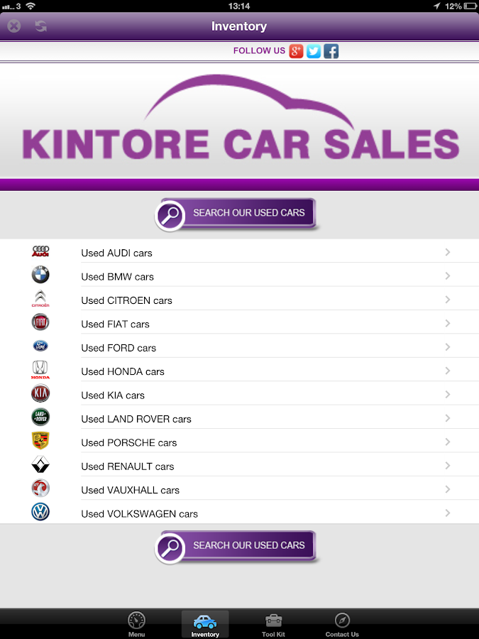 kintore car sales android apps on google play