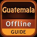 Guatemala Offline Guide icon