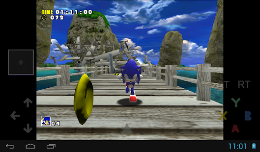 Reicast - Dreamcast emulator - screenshot thumbnail