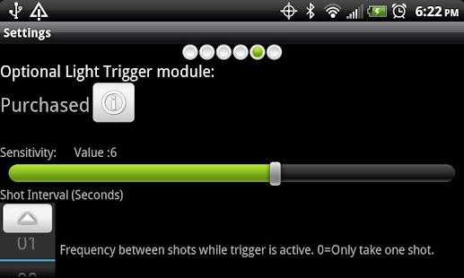 Camera Trigger Shot- screenshot thumbnail