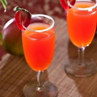 One day in paradise cocktail: Valentine's special