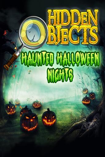 Hidden Object Halloween Nights