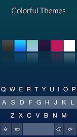 Fleksy Keyboard Screenshot 1