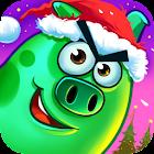 Angry Piggy Seasons icon