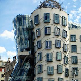 Dancing House - Prague by João Pedro Loureiro - Buildings & Architecture Architectural Detail (  )