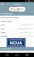 Screenshot of FLEXCUTech