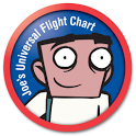 Joe's Universal Flight Chart icon