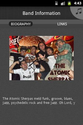 The Atomic Sherpas - screenshot
