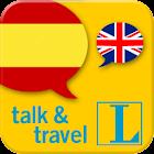 Spanish talk&travel icon