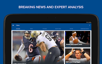 CBS Sports Screenshot 2