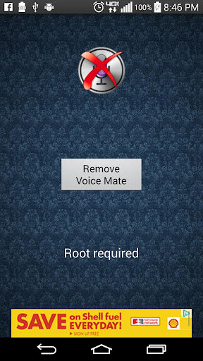 Voice Mate Remover