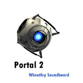 Portal 2 Wheatley Soundboard