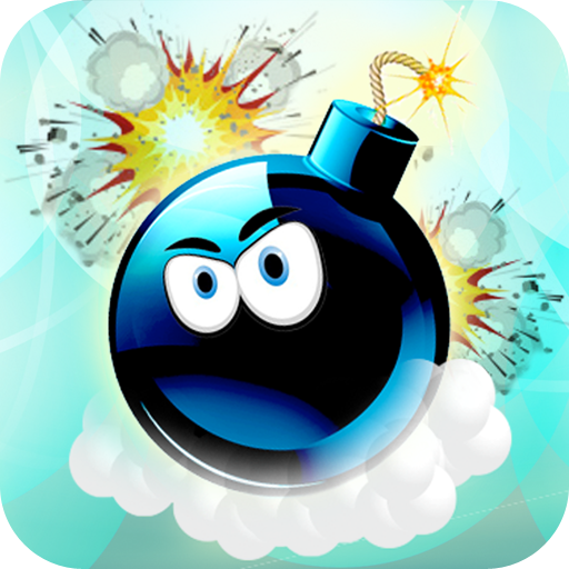 益智のSmiling Bomb Blast LOGO-記事Game
