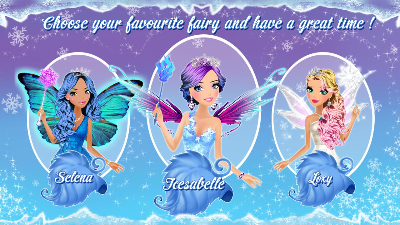 ice fairy spa salon android apps on google play
