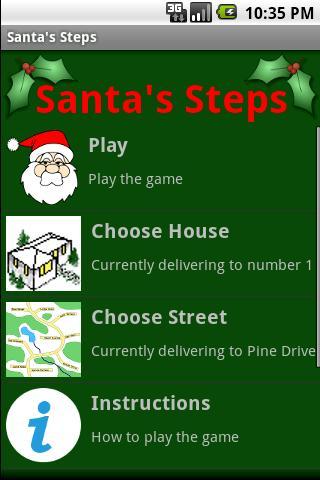 Santa's Steps