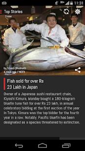 News in Shorts- India News App - screenshot thumbnail