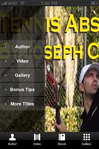 Tennis Abs Training