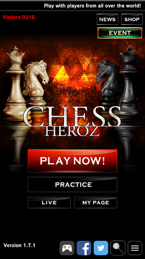 chess game free -CHESS HEROZ 2.9.2 Windows u7528 1