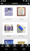 Screenshot of AppSheet