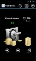 Screenshot of Coin Bank