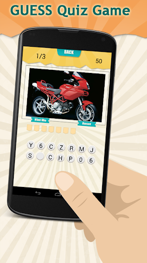 Adventure Motorcycles Quiz