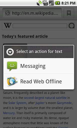 Read Web Offline Free  screenshots 7