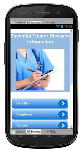 Essential Tremor Information