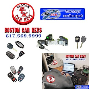 Boston Car Keys- screenshot thumbnail