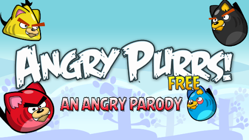 Angry Purrs -Lite New
