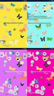 keeworld Theme:Swallowtail- screenshot thumbnail