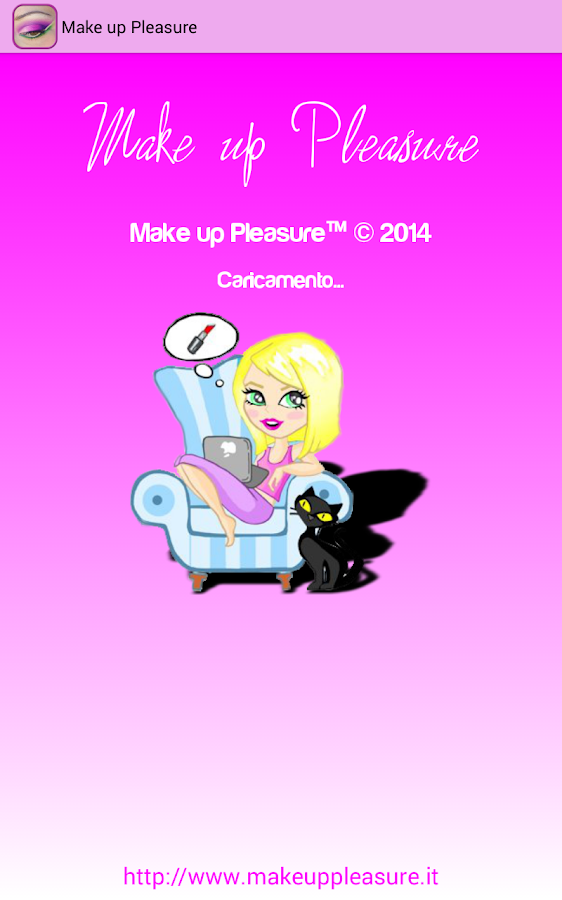 Make up Pleasure- screenshot