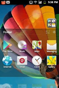 Samsung Galaxy S4 Theme - screenshot thumbnail