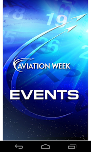 Aviation Week Events - screenshot thumbnail