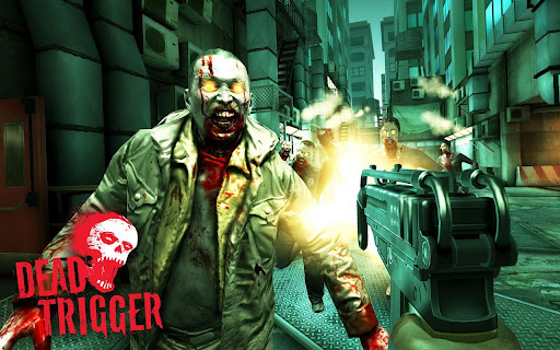 DEAD TRIGGER  gameplay | by HackJr.Pw 1