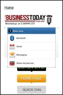 Small Business Today Radio - screenshot thumbnail