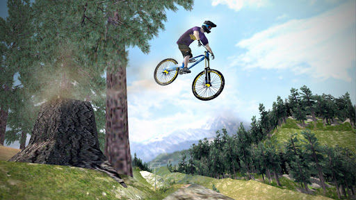 Shred! Downhill Mountainbiking 1.67 screenshots 4