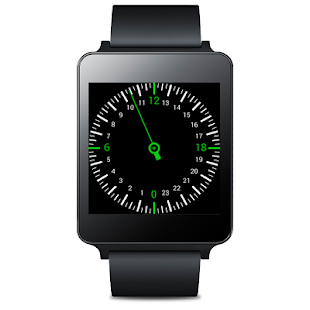 Time24 Wear Uhr Watch Face