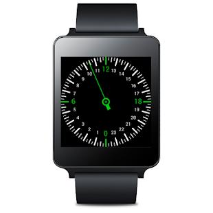 Time24 Wear Uhr Watch Face