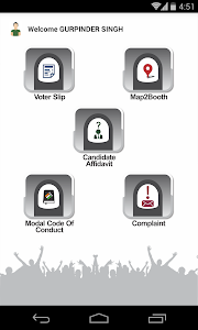iVote - Official ECI App screenshot 11