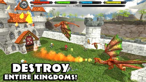 World of Dragons: Simulator  screenshots 2