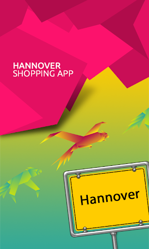 Hannover Shopping App