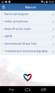 Cardiology Skills- screenshot thumbnail