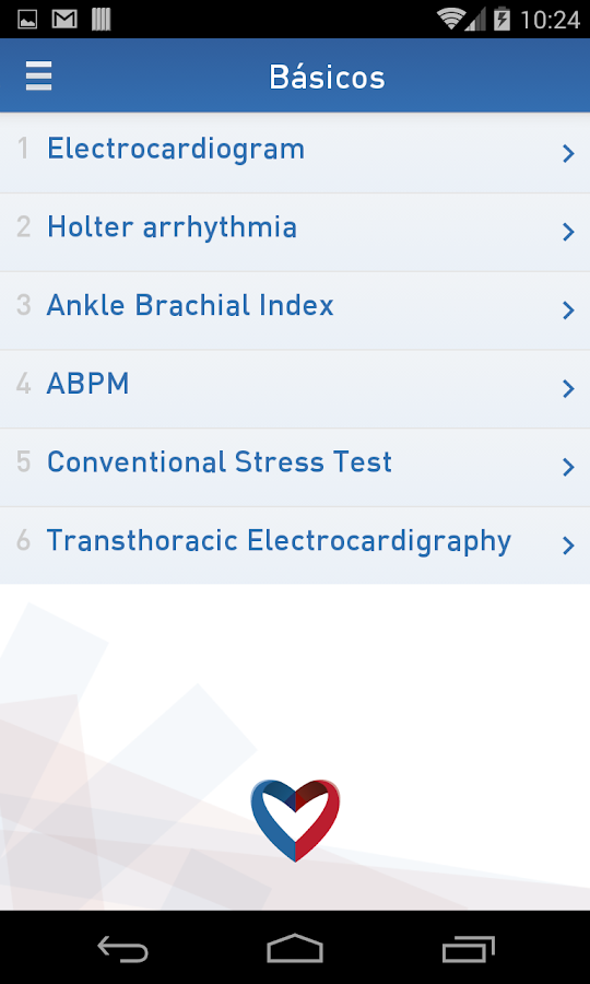 Cardiology Skills- screenshot