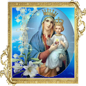 3D Virgin Mary Live Wallpaper icon