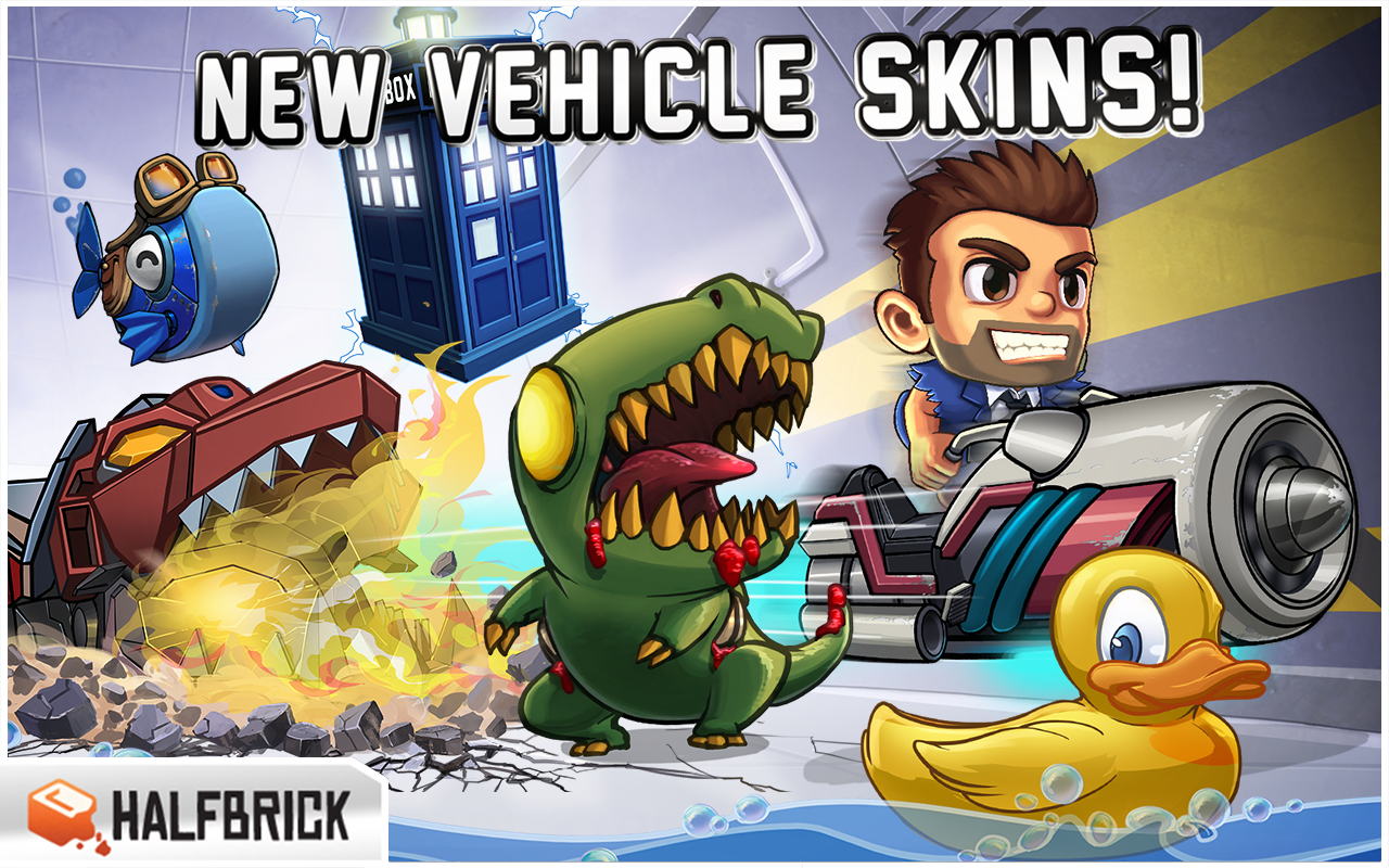 Download the Jetpack Joyride Android Apps On NoneSearch.com