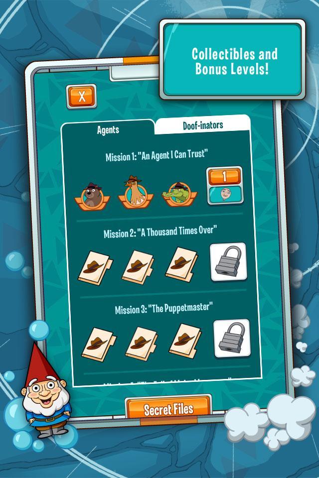 Where's My Perry? screenshot #9