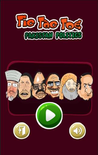 Tic Tac Toe -Pakistan Politics