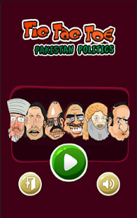 Tic Tac Toe -Pakistan Politics