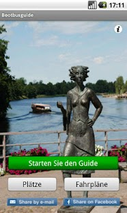 Båtbussguide (Deutsch) - screenshot thumbnail