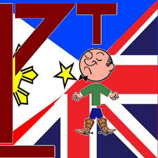 English Tagalog Hangman 教育 App LOGO-APP試玩